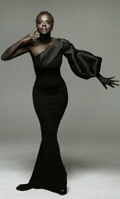 Viola Davis - Emmy, Oscar, and Tony award winning actress