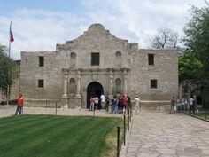 Alamo--want to go