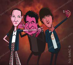 Masterchef. By Paco Ramírez & Mr. Illustrator