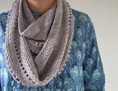 """Free crochet pattern via ravelry.com """"It is the perfect width, winds around my neck twice and it takes just under two skeins of tosh dk. If you can chain, double crochet and treble, this is the cowl for you."""" http://www.ravelry.com/projects/OneFlewOver/calm-cowl"""