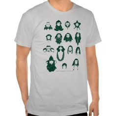 Thorin and Company Hair Shirts the hobbit
