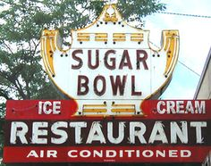 Sugar Bowl, Des Plaines, IL on Miner between Pearson & Lee.