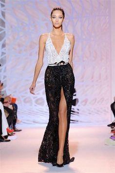 Zahir Murad Haute Couture 2015   Photos du défilé Zuhair Murad Haute Couture automne-hiver 2014-2015