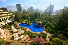 Hotel Grand Hyatt Santiago de Chile