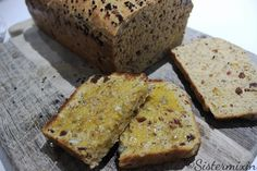 This fruit bread is so easy to make using your Thermomix, your whole family will love it