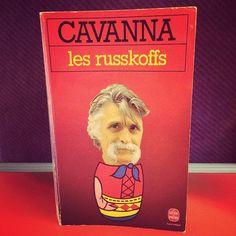 @MagaliRenard : #VendrediLecture Les Russkoffs, Cavanna, 1979.