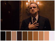 Movie Color Palette, Colour Pallette, Cinematic Photography, Film Photography, Light Cinema, Color In Film, Colours That Go Together, Cinema Colours, Pantone Colour Palettes