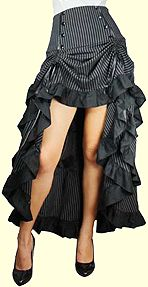 Retroscope Fashions Victorian & Steampunk inspired clothing