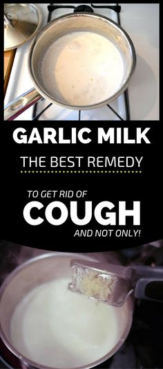 This drink is one of the best natural medicines when it comes to your general health. It is called garlic milk because it's made from a mixture of garlic and hot milk. Ingredients: - 500 ml of milk - 10 crushed garlic cloves - 2 or 3 teaspoons of brown sugar - 250 ml of water Preparation and use: Put the water and milk in a pot. Add the garlic and put the pot on the stove on medium heat. Wait until the mixture starts to boil. Don't stop stirring until the mixture evaporates to half. Strain…