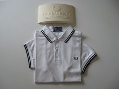 Classic Fred Perry polo shirt