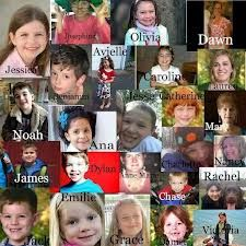 A PERSONAL REFLECTION - We will never forget what happened and will do whatever we can to insure greater safety for all children. Harriet and Bill Mohr -For pictures of victims, click  http://www.courant.com/news/connecticut/newtown-sandy-hook-school-shooting/hc-newtown-school-shooting-the-victims-20121215,0,6667493.photogallery