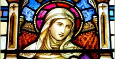 Saint Brigid of Ireland, whose feast day is February led a fascinating life. Here's several facts we bet you didn't realize yet: Brigid was born in Ireland in 450 AD S… Santo Angelo, St Brigid, Celtic Goddess, Irish Celtic, Catholic Saints, Girl Costumes, Pagan, Worship, Christianity