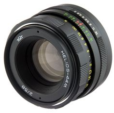 The Helios-44M 58 mm f/ 2 Lens. Specs. MTF Charts. User Reviews.