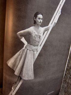 Harper's Bazaar, June 1955