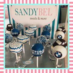 Cake Pops für BMW Fans  by #sandybel #bmw #nürnberg #formen