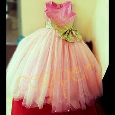 Pink tulle princess dress #babydress #barbie #partywear #copperstyle #fashioncopperstyle  Whtsapp:+917738177090
