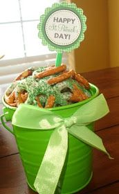 Giggles Galore: St. Paddy's Day Party