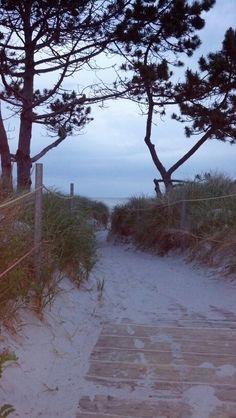 Wingaersheek beach @dusk