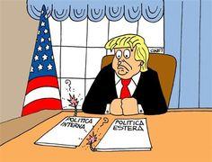 Donald Trump, Presidente, USA, Stati Uniti, America, Europa, Attentati, Terroristici, Canada, Islam, Islamisti, Ordini, Esecutivi, Visti, Passaporto, Ingresso, America, Migranti, Migratorie, Blocco, Muro, The Wall, Casa Bianca