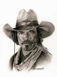 Tom Selleck..great sketch...would love this on my wall