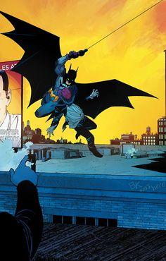 Batman - Greg Capullo