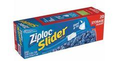 Ziploc Storage Or Freezer Bags Just $1.00/Box At Walgreens Starting 2/26!