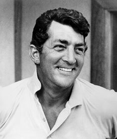 """When Jerry Lewis and I were big, we used to go to parties, and everybody thought I was big-headed and stuck up, and I wasn't. It was because I didn't know how to speak good English, so I used to keep my mouth shut.""~Dean Martin"