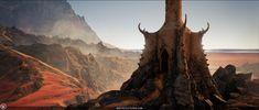 [UE4] Korath: The Witcher Saga Inspired Environment - Polycount Forum