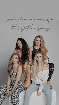 Little Mix Wallpaper Having a fit and fit body is desirable by everyone. The essential Little Mix Girls, Little Mix Outfits, Jesy Nelson, Perrie Edwards, Dvb Dresden, Little Mix Photoshoot, Little Mix Lyrics, My Girl, Cool Girl
