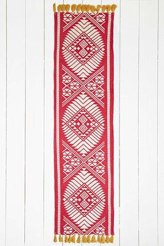 Shop Naira Rug in Red at Urban Outfitters today. We carry all the latest styles, colours and brands for you to choose from right here. Roomspiration, Long Rug, Floor Finishes, Dear Santa, Textures Patterns, Floor Rugs, Interior Inspiration, Home Furnishings, Urban Outfitters