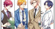 Stage Play, Cute Anime Boy, Hisoka, Anime Art, Romantic, Fan Art, Seasons, Actors, Tokyo