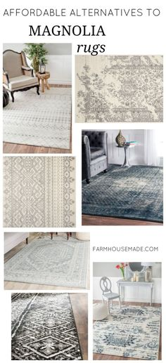 What to do when you can't afford Joanna's rugs...