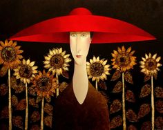 Sunflowers, by Danny McBride