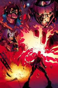 WOLVERINE AND THE X-MEN #39 Preview 2 by PEPE LARRAZ