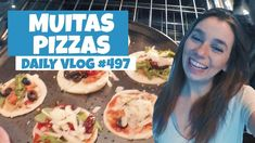 32 Pizzas diferentes (ok pequenas hehe) | DAILY VLOG #497 https://youtu.be/fi0gqpaa8ok