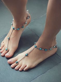 Venus Barefoot Sandals $68.00