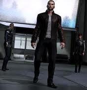 Mass Effect 3 Gaming N7 Jacket