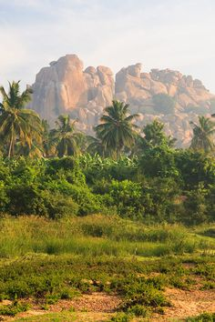 Hampi, Karnataka, India | 23 Underrated Vacation Spots Around The World To Visit Before You Die