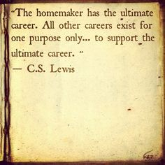 Thank you! CS Lewis