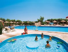 Children's Pool Beach Hotels, Rhodes, Outdoor Decor