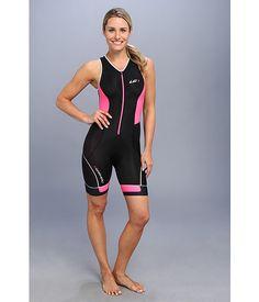 Louis Garneau Women Pro Suit Black/Flash Pink - Zappos.com Free Shipping BOTH Ways