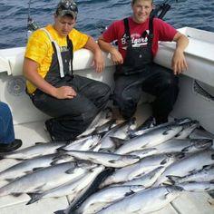 Fishing Algoma has been Great!