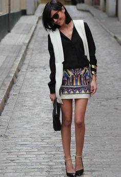 Cincuenta años después, la minifalda sigue triunfando en la calle