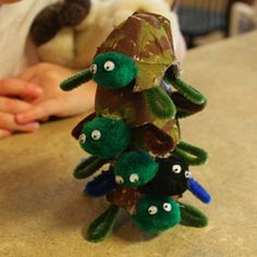 Cute Yertle The Turtle project