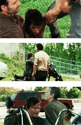 Rick and Daryl | Blood Brothers | The Walking Dead (AMC)