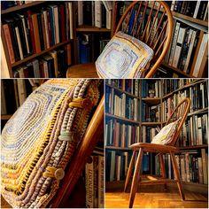 diy cushion - made by @ ruza.qsic