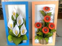 1 million+ Stunning Free Images to Use Anywhere Paper Flowers Craft, Clay Flowers, Flower Crafts, Fabric Flowers, Foam Crafts, Diy And Crafts, Paper Crafts, Clay Wall Art, Clay Art