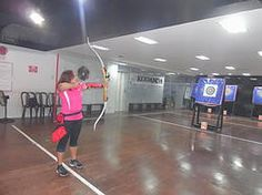 My First Archery Experience at Kodanda Archery Range
