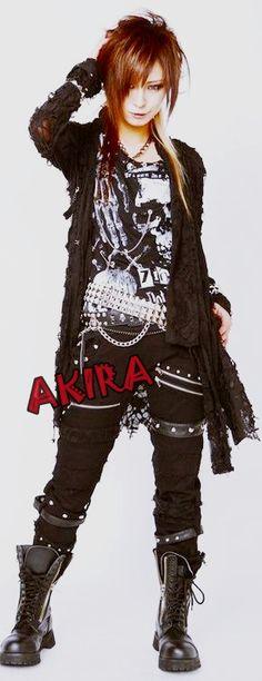akira jrock fashion
