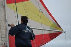 Curso de Aperfeiçoamento #sailspot #cursos #aprender #vela #formação #escola #veleiro #aveiro #cursos #sailing #equipa #alunos